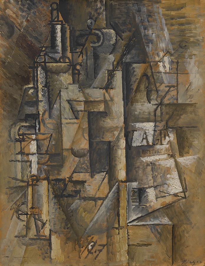 Pablo Picasso, Guggenheim digital artwork