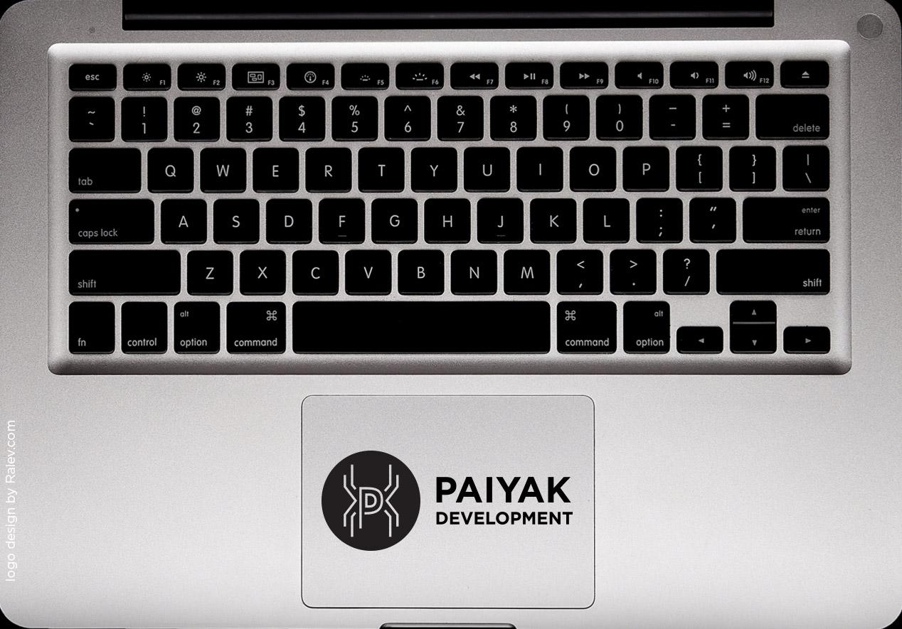 paiyak-development-spider-logo-by-ralevdotcom